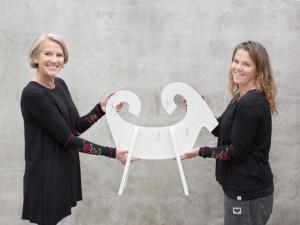 Rosa bocken Bo, Lina Börjesson, Lisa Staffas 2016